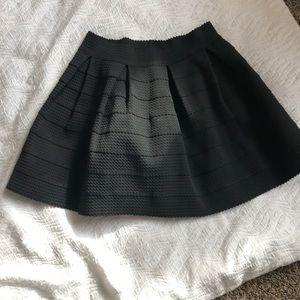 Skirt with a flair